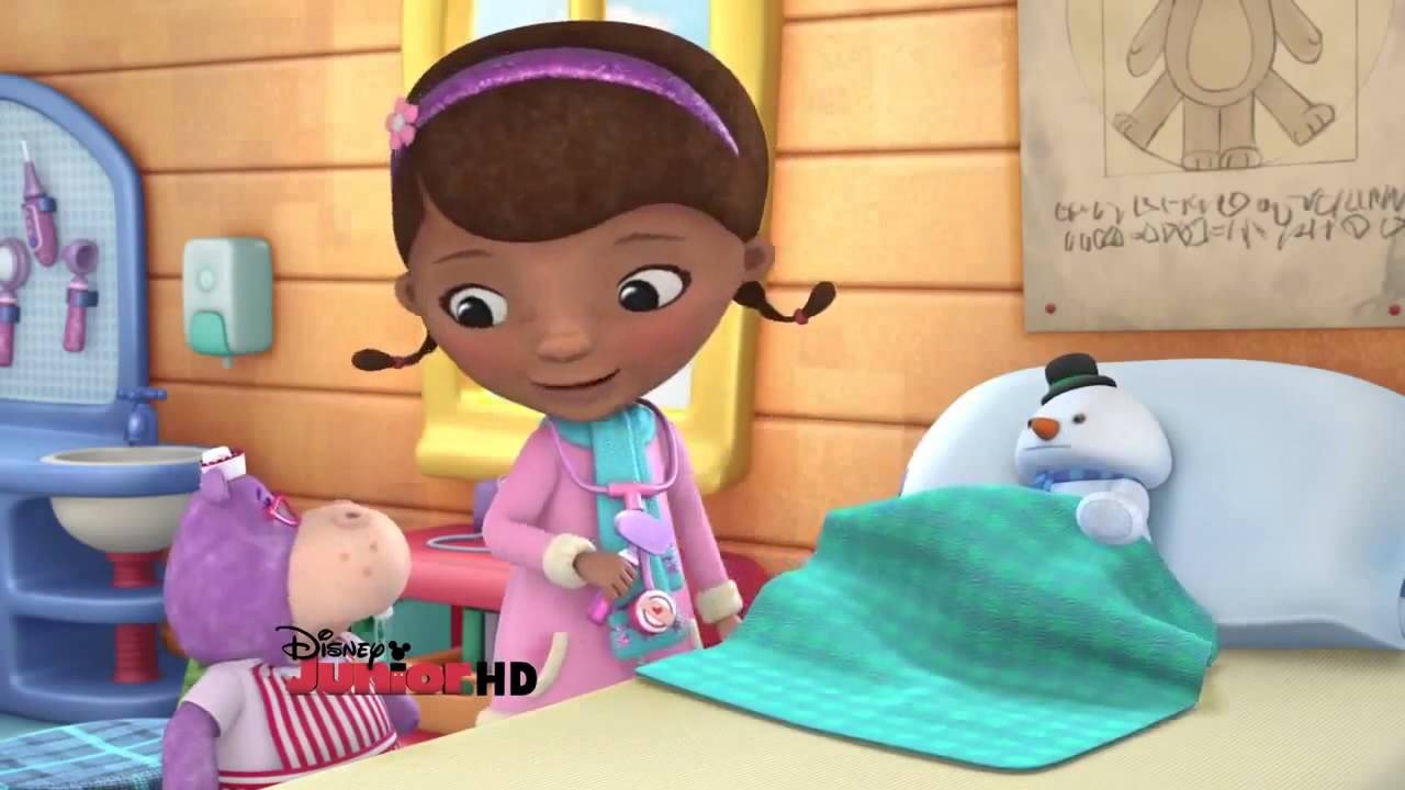 Disney junior extrait de docteur la peluche chocotte a froid youtube - Disney docteur la peluche ...