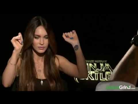 Megan Fox Learns The Shmoney Dance