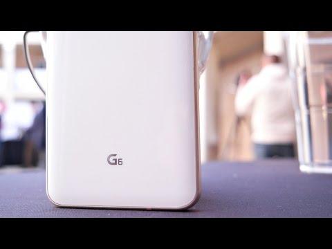 LG G6 - Meine Meinung Und Ersteindruck - Hands On (deutsch)