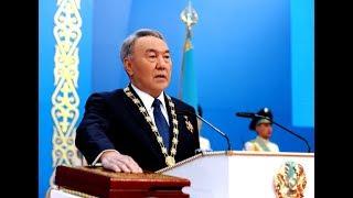 Призидент Казахстана Нурсултан Назарбаев  правильно говорит о криптовалюте 2