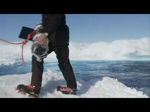 Eric Philips video blog from the Arctic (Part 2)