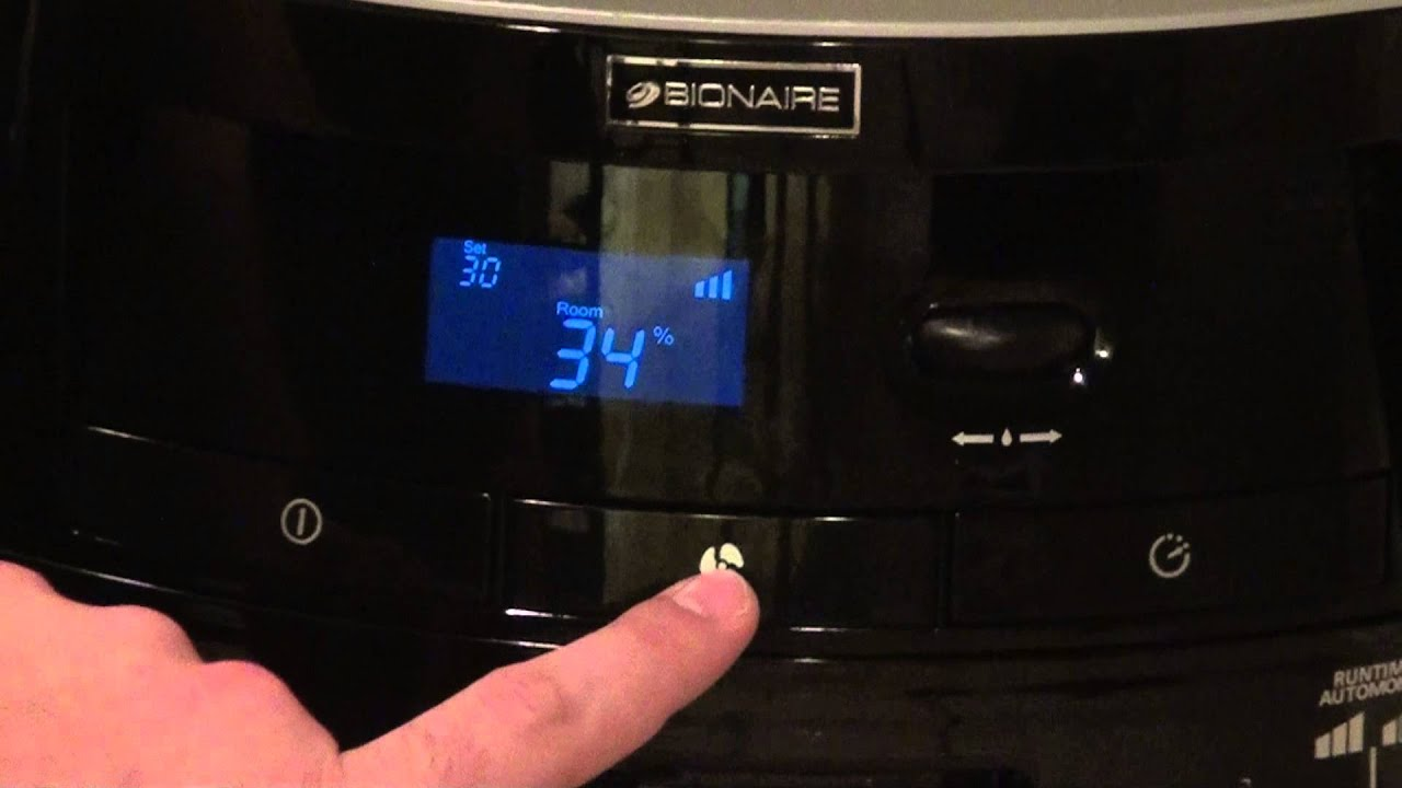 Review of Bionaire Cool Mist Humidifier BCM7932P CN from Costco HD  #145AB7