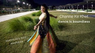 Chane Ke Khet Mein || dance.is.boundless - Madhuri Birthday Tribute 13/15