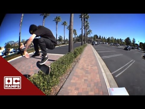 OC Ramps: Greg Lutzka Curb Kicker
