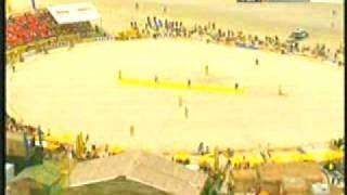 XXXX Gold Beach Cricket Part 1