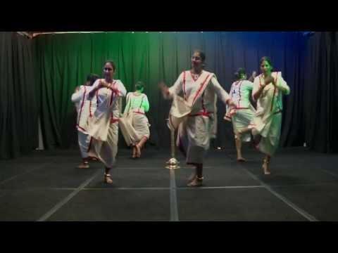 Margam Kali - Utsav Christmas-New Year celebration 2013