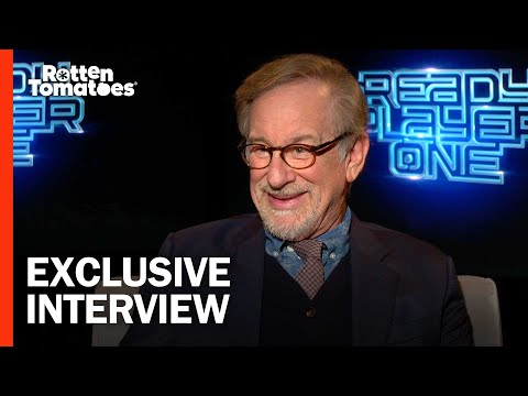 UNCUT 'Ready Player One' Interview | Rotten Tomatoes
