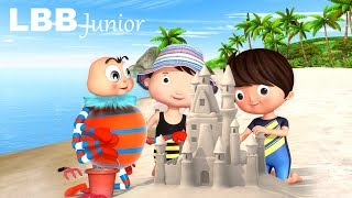 The Beach Song | Original Songs for Kids | Original Song By LBB Junior