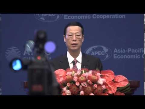 3071 CHINA-APEC-FINANCE MINISTERS