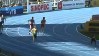 iaaf world junior championships Men's 400m Heat 4 Babian Alexandru