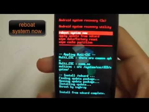 How to unroot samsung galaxy ace gt s5830i