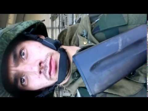 Донецк  Бои за аэропорт, видео Ополченцев  Октябрь 2014
