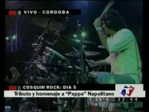 Pappo - Tributo - Luciano Napolitano & Botafogo
