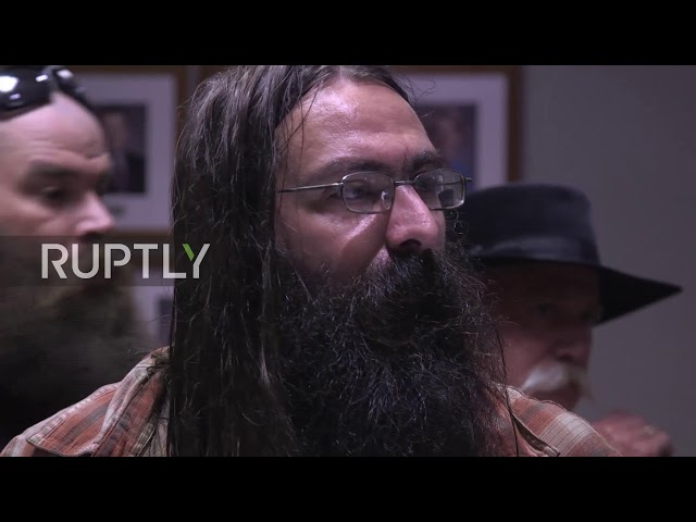Facial hair fanatics face-off at Austin's 2017 World Beard and Moustache Championships
