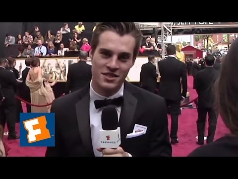 Marcus Johns at the Oscars | FandangoMovies