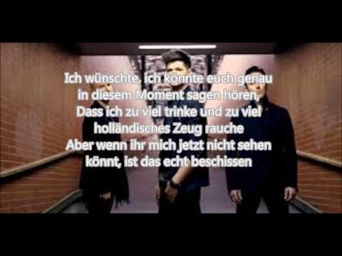 The Script If You Could See Me Now Deutsche übersetzung video
