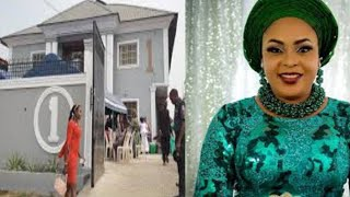 SHOLA KOSOKO FINALLY SHOW UP HER OWN BUILDING @ HER 40TH BIRTHDAY