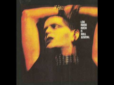 Lou Reed - White Light / White Heat from Rock n Roll Animal