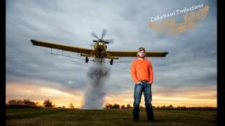 2016 Seinor Shoot NICK C. Spray Plane Fly-By.