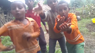 ethiopian kid funny dance vidio by semahagn belew minun setesh song