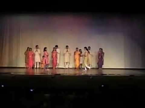 Bloomington-Normal Marathi Mandal - Gondhal.mpg