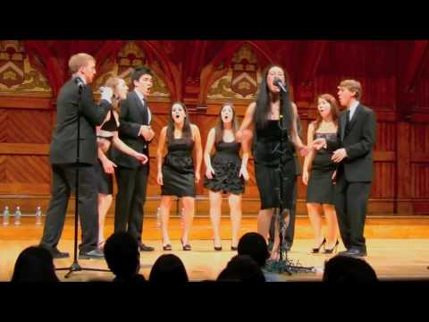 Livin' on a Prayer- Bon Jovi (The Harvard Callbacks)