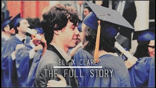 ♡ The Full Story Of Eli And Clare [S10 - S14] | Degrassi