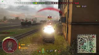 World of Tanks (Xbox One) Awesome clip #10