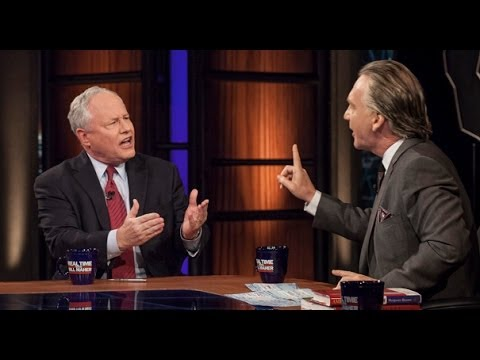 Bill Maher Slaughters Neocon Bill Kristol