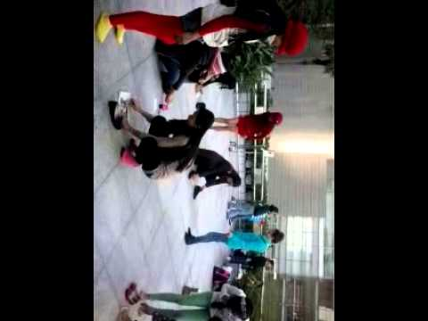 Mba Party 2014 (paper Dance Video 1 ) video