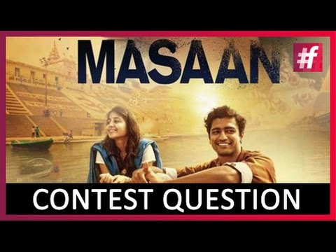 Participate and Win Masaan Merchandises | Live on #fame