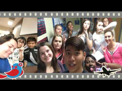CIEE Thailand & South Korea Exchange student's life in America