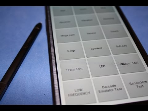 Samsung Galaxy Note 2 - Secret Menu and Hidden Functions