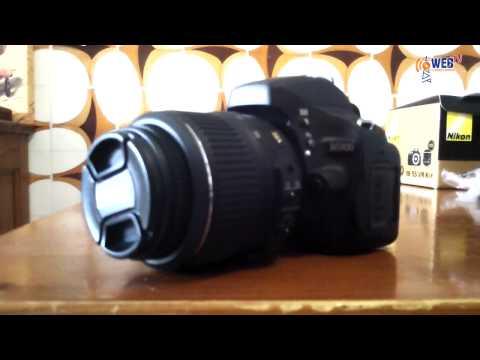 Nikon D5100 Unboxing Italiano | InOnda WebTv