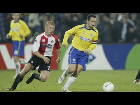 Pohár UEFA 2003/4: Feyenoord Rotterdam - Teplice (sezóna 2003/2004)