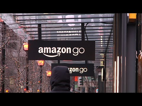 Inside Amazon's Smart, Cashier-Less Store