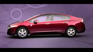Honda FCX Clarity Hydrogen Fuel Cell Vehicle Review
