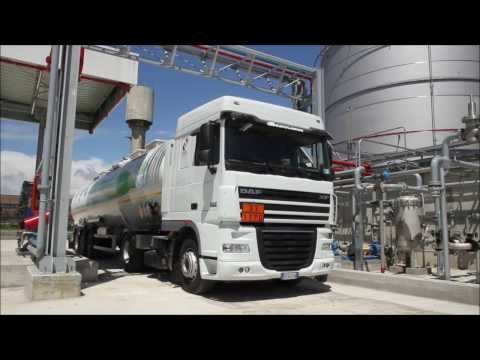 First Delivery of Cellulosic Ethanol in Crescentino