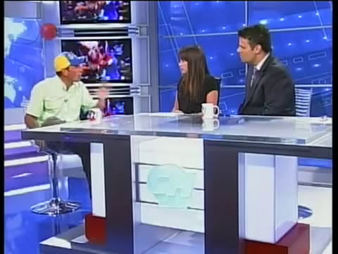 Entrevista a Henrique Capriles Radonski en Chataing TV Video 2