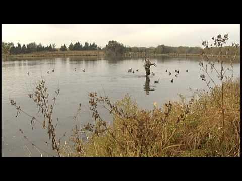 Waterfowling Nebraska - Duck Decoy Spread