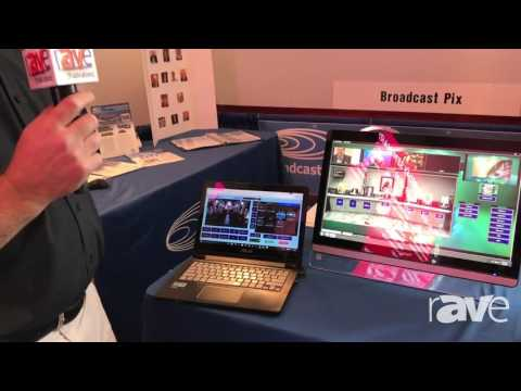 AVI LIVE: Broadcast Pix Show Off BPswitch and Other Integrated Production System Products