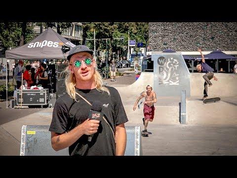 Snipes Squad Up Rotterdam 2018 (Rob Maatman, Tim Zom, Douwe Macare)
