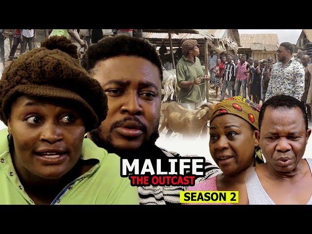 Malife The Outcast Season 2 - 2018 Latest Nigerian Nollywood Movie Full HD