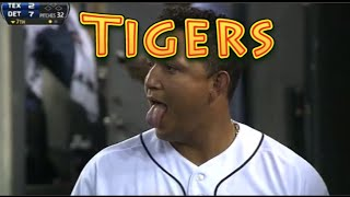 Detroit Tigers: Funny Baseball Bloopers