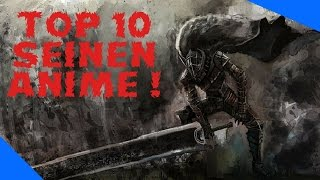 Top 10 Seinen Anime You Should See