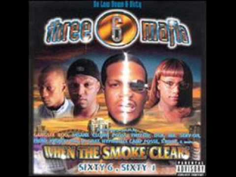 Three 6 Mafia - Mafia Niggaz