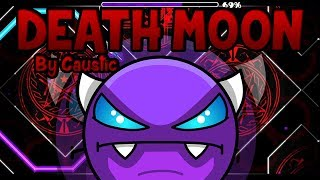 Geometry Dash - Death Moon by Caustic/Funnygame (Demon)