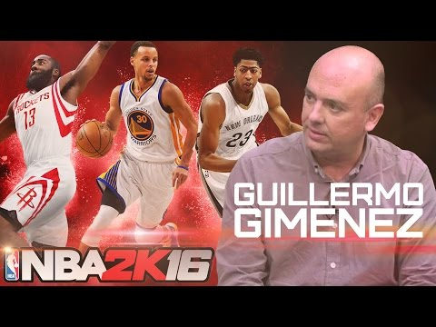 Cómo sonaría los comentarios de Guillermo Giménez de NBA Plus en el NBA 2K16? ¡Ha sonado CHOF! #DormirEsDeCobardes Deja tu LIKE si te gustaría escucharlo en NBA 2K17 :D ¡No olvides...