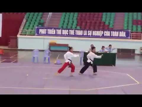 Huy Chương Vàng Taekwondo- Đại Hội TDTT tỉnh Tiền Giang VIII năm 2018