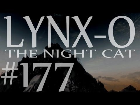 Lynx-O the Night Cat 177 -